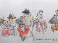 2 Zeichnung Kälberhalle